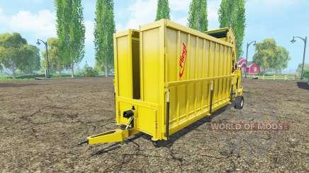 Fliegl Overload Station v1.2 for Farming Simulator 2015