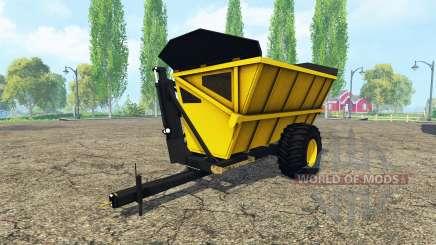 Oxbo for Farming Simulator 2015