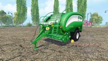 McHale Fusion 3 for Farming Simulator 2015