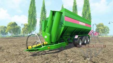 BERGMANN GTW 430 v2.0 for Farming Simulator 2015