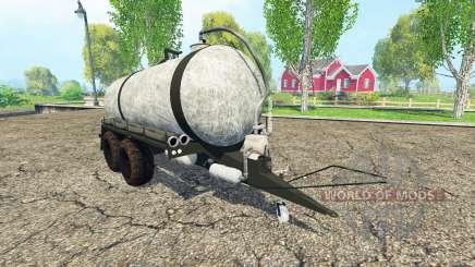 Fortschritt HTS 100.27 for Farming Simulator 2015