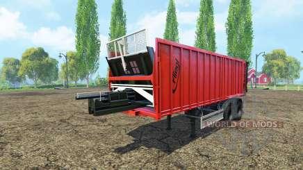 Fliegl ASS 298 v1.3 for Farming Simulator 2015