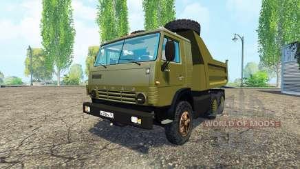 KamAZ 54102 for Farming Simulator 2015