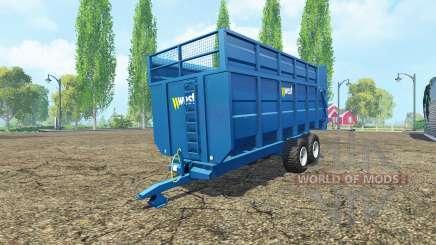 West for Farming Simulator 2015