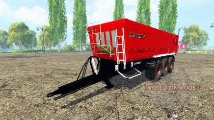 JOSKIN Trans-Space 8000-23 for Farming Simulator 2015
