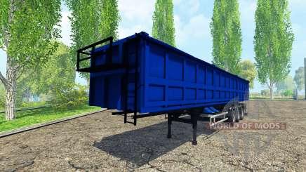 Tonar tipper semi-trailer for Farming Simulator 2015