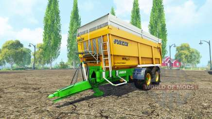 JOSKIN Trans-Space 7000-23 v2.0 for Farming Simulator 2015