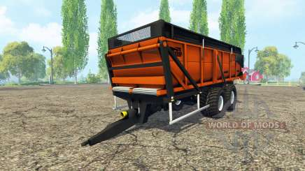 Dezeure TransMAX for Farming Simulator 2015