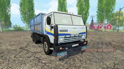 KamAZ 5320 for Farming Simulator 2015