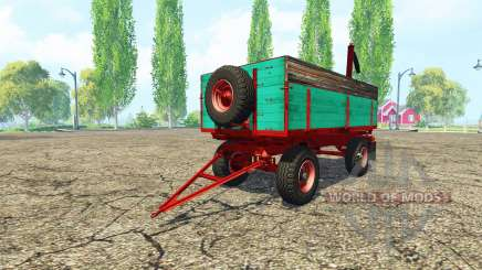 Auger wagons v1.31 for Farming Simulator 2015