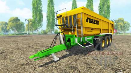JOSKIN Trans-Space 8000-23 v4.0 for Farming Simulator 2015