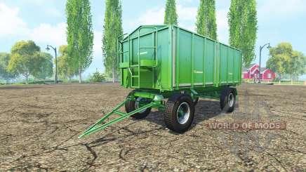 Krone Emsland v1.1 for Farming Simulator 2015