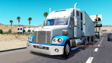 The collection truck traffic v1.4.2 for American Truck Simulator