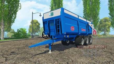Maupu Evo 24000 for Farming Simulator 2015