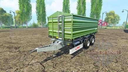 Fliegl TDK 255 v1.1 for Farming Simulator 2015