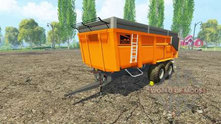 Dezeure D14TT for Farming Simulator 2015