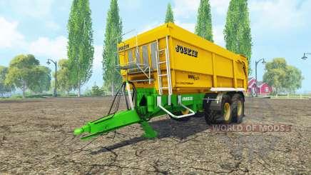 JOSKIN Trans-Space 7000-23 v3.0 for Farming Simulator 2015