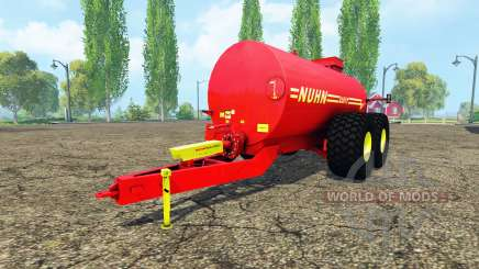 Nuhn Mugnum 5000 for Farming Simulator 2015