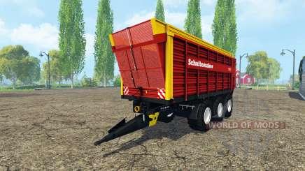 Schuitemaker Siwa 840 for Farming Simulator 2015