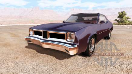 Mercury Cougar 1973 for BeamNG Drive