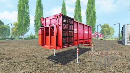 Grimme RUW v2.0 for Farming Simulator 2015