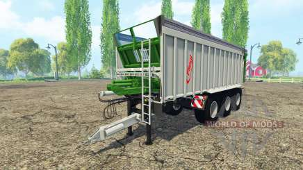 Fliegl ASW 288 for Farming Simulator 2015