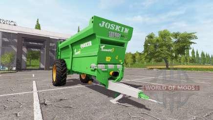 JOSKIN Tornado3 for Farming Simulator 2017