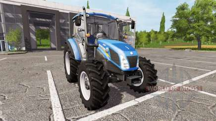 New Holland T4.55 for Farming Simulator 2017
