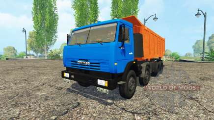 KamAZ 6540 for Farming Simulator 2015