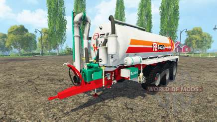 Bossini B200 for Farming Simulator 2015