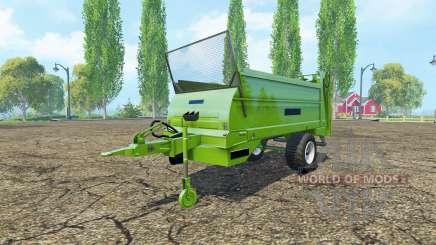 BERGMANN M 1080 unmarked for Farming Simulator 2015