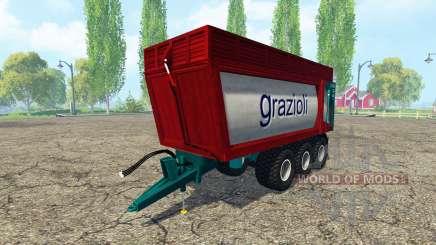 Grazioli Domex 200-6 v2.1 for Farming Simulator 2015