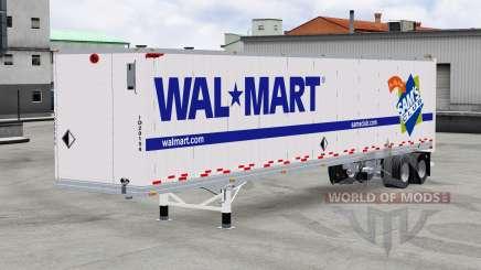 Semi-Wal-Mart for American Truck Simulator