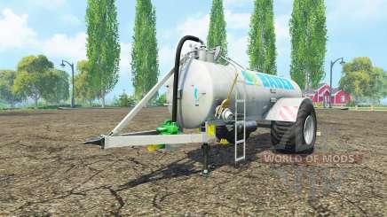 Bauer V107 v1.1 for Farming Simulator 2015