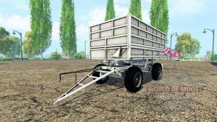 Panav BSS PS2 17.13 v2.0 for Farming Simulator 2015