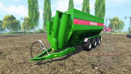 BERGMANN GTW 430 for Farming Simulator 2015