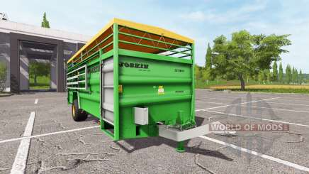 JOSKIN Betimax RDS 6000 for Farming Simulator 2017