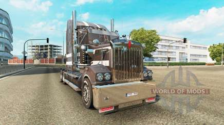 Kenworth T908 v4.0 for Euro Truck Simulator 2