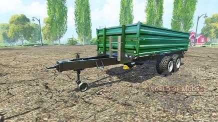 BRANTNER E 8041 long wood for Farming Simulator 2015