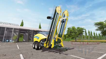 New Holland BigBaler 1290 Nadal R90 for Farming Simulator 2017
