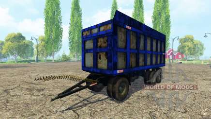Zorzi for Farming Simulator 2015