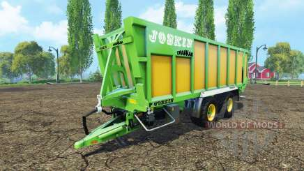 JOSKIN Drakkar 2-axis for Farming Simulator 2015