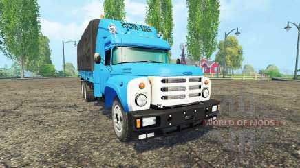 ZIL 133 for Farming Simulator 2015
