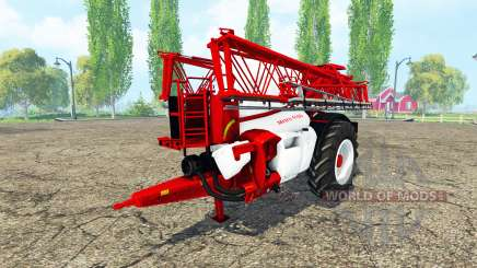 Kuhn Metris 4100 v1.1 for Farming Simulator 2015