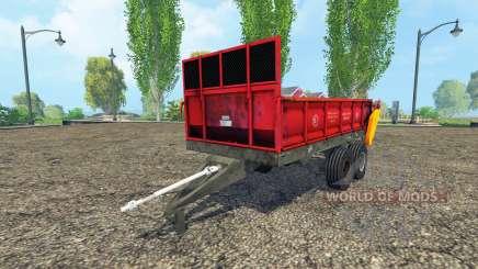 ROW 6 for Farming Simulator 2015