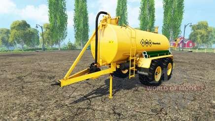 Veenhuis VTW 18000 for Farming Simulator 2015