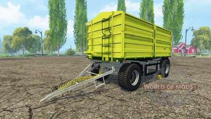 Fliegl DK 180-88 v2.0 for Farming Simulator 2015