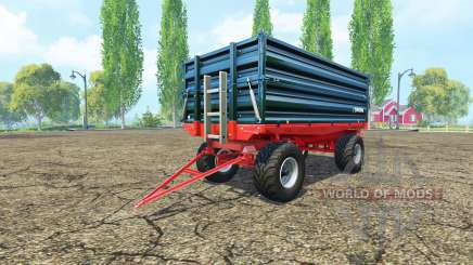 Farmtech ZDK 1400 for Farming Simulator 2015