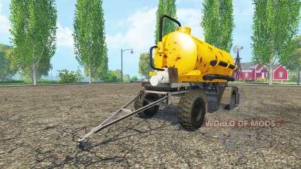 Fortschritt HW 80 for Farming Simulator 2015