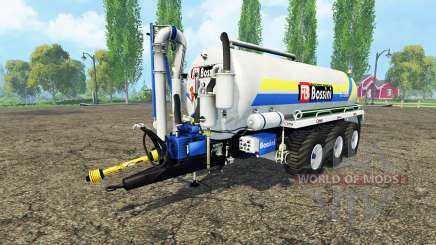 Bossini B200 v2.0 for Farming Simulator 2015